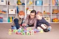 Обучение в детском развивающем центре